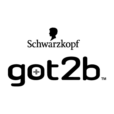 Schwarzkopf got2b logo vector logo
