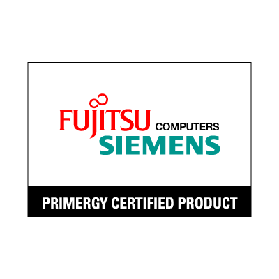 Siemens Primergy Certified Product logo vector logo