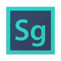 SpeedGrade CS6 logo