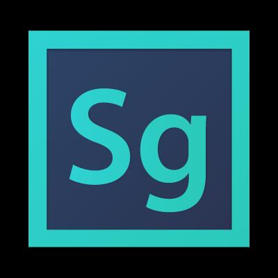 SpeedGrade CS6 logo vector logo