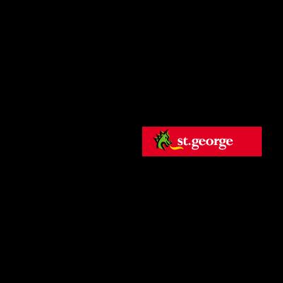 St. George Bank Australian logo vector logo