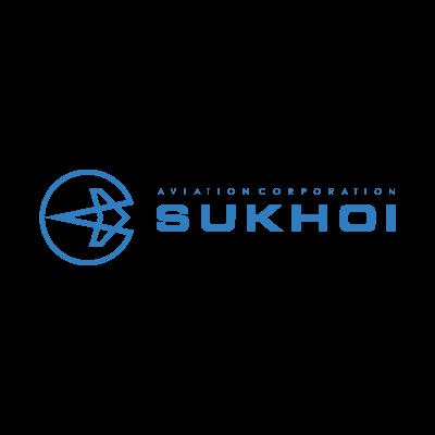 Sukhoi logo vector logo