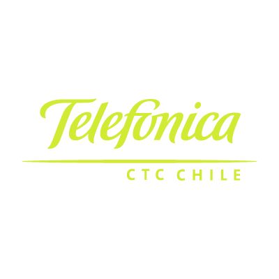 Telefonica CTC Chile logo vector logo
