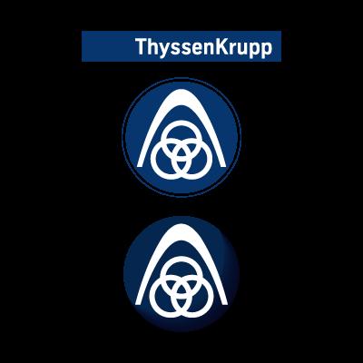 ThyssenKrupp AG logo vector logo
