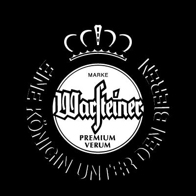 Warsteiner Black logo vector logo