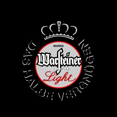 Warsteiner Premium Light 2004 logo vector logo