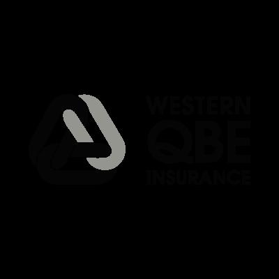 Western QBE Insurance logo vector logo