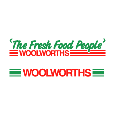 Woolworths logo vector logo