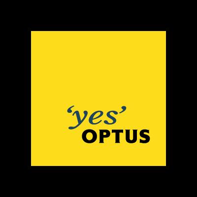 Yes Optus logo vector logo
