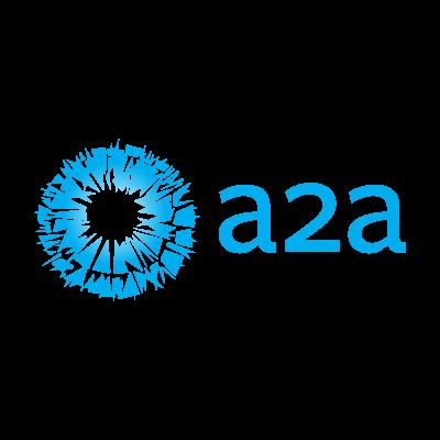 A2A logo vector logo