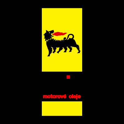 Agip Motor oil logo vector logo
