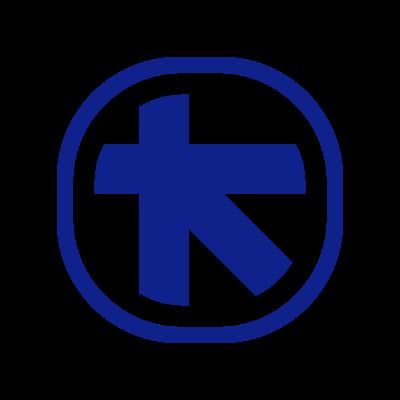 Alpha bank bulgaria logo vector logo