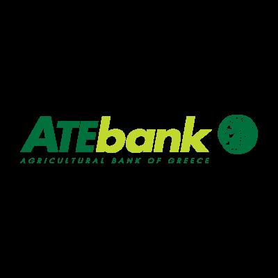ATEbank logo vector logo