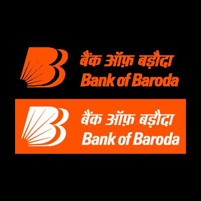 Bank of Baroda BoB logo vector logo