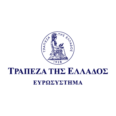 Bank of Greece 1927 logo vector logo