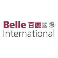 Belle International vector logo