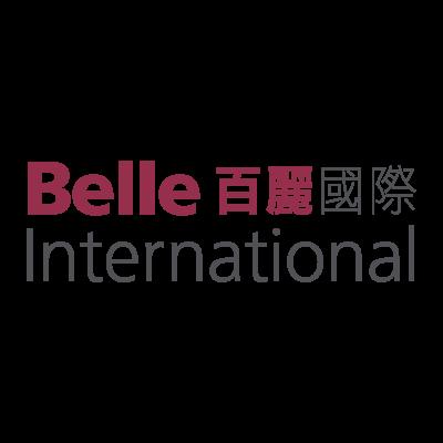 Belle International logo vector logo