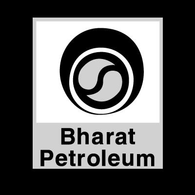 Bharat Petroleum Black logo vector logo