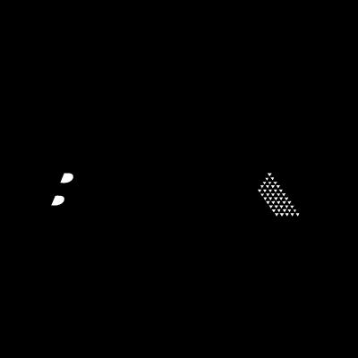 BHW Black logo vector logo