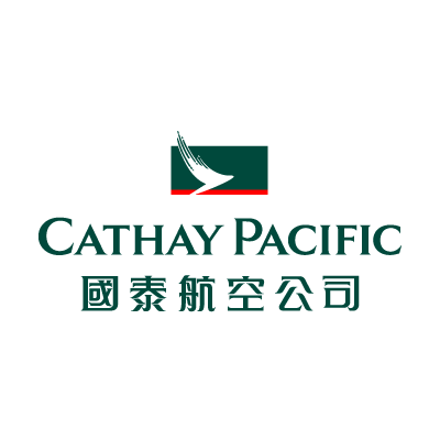 Cathay Pacific Bilingual logo vector logo