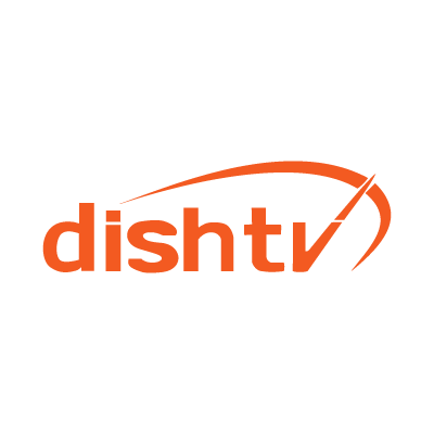 DishTV logo vector logo