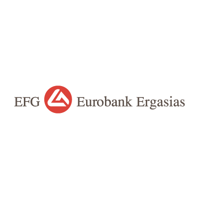 EFG Eurobank Ergasias logo vector logo