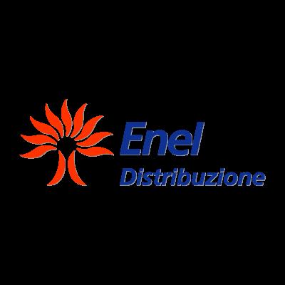 Enel Distribuzione logo vector logo
