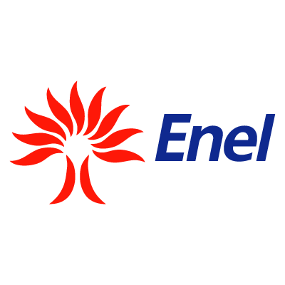 Enel S.p.A logo vector logo