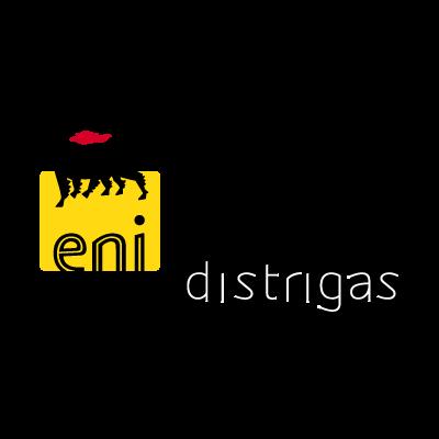 ENI Distrigas logo vector logo