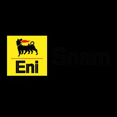 Eni Snam logo vector logo