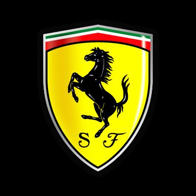 Ferrari Emblem logo vector logo