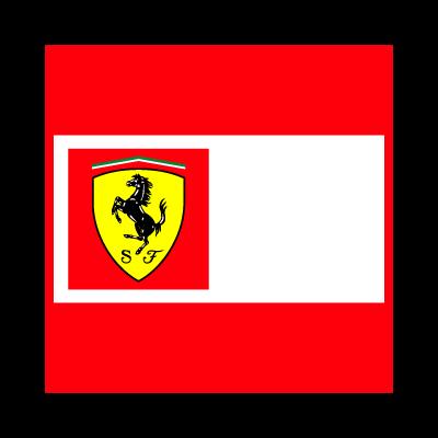 Ferrari Team 2004 logo vector logo