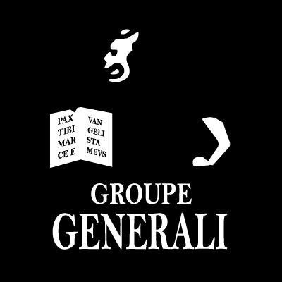 Groupe Generali Black logo vector logo