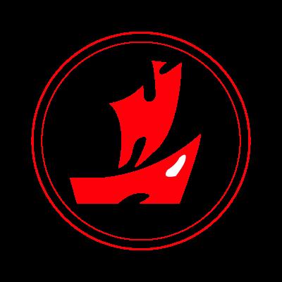 Hengan logo vector logo
