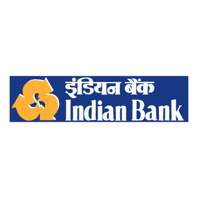 Indian Bank logo vector logo