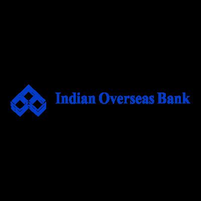 Indian Overseas Bank IOB logo vector logo