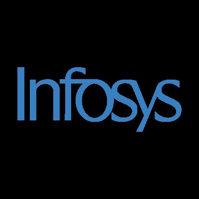 Infosys Limited logo vector logo
