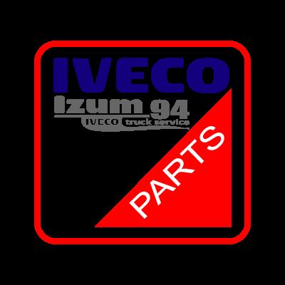 IVECO Izum94 parts logo vector logo