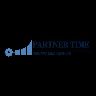 Mediolanum Partner Time logo vector logo