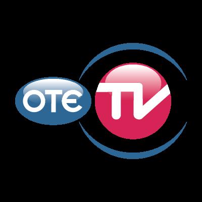 OTE TV logo vector logo