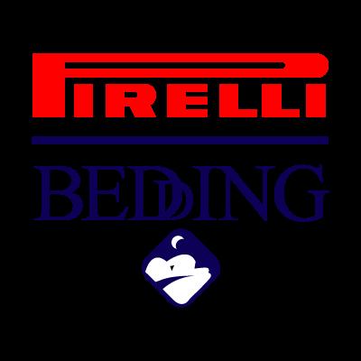Pirelli Bedding logo vector logo