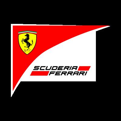 Scuderia Ferrari logo vector logo