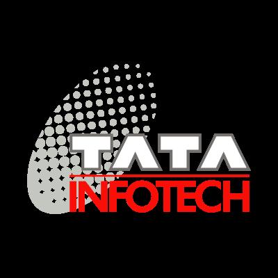 TATA Infotech logo vector logo