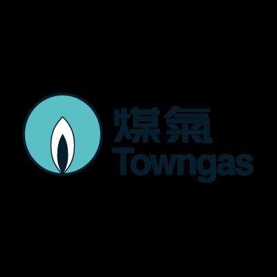 Towngas logo vector logo
