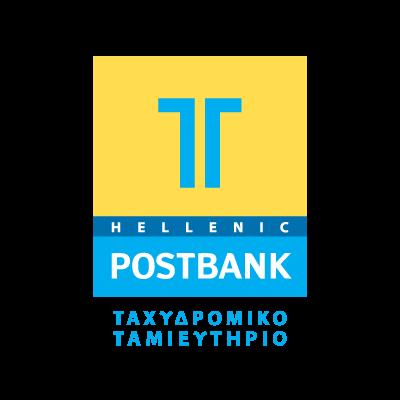TT Hellenic Postbank logo vector logo