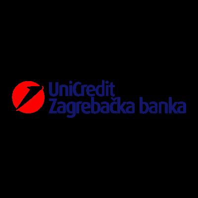 UniCredit Zagrebacka logo vector logo