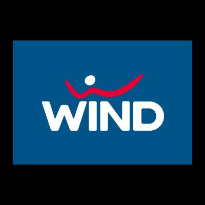 WIND mobile logo vector logo