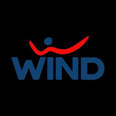 Wind Telecom logo vector logo