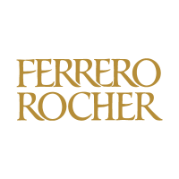 Ferrero Rocher Chocolate logo