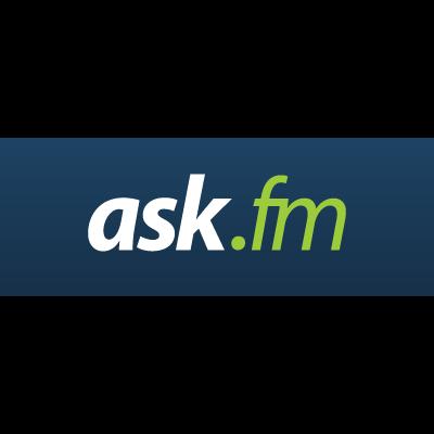 Ask.fm logo vector logo
